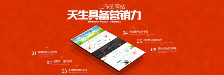 珠海网站设计